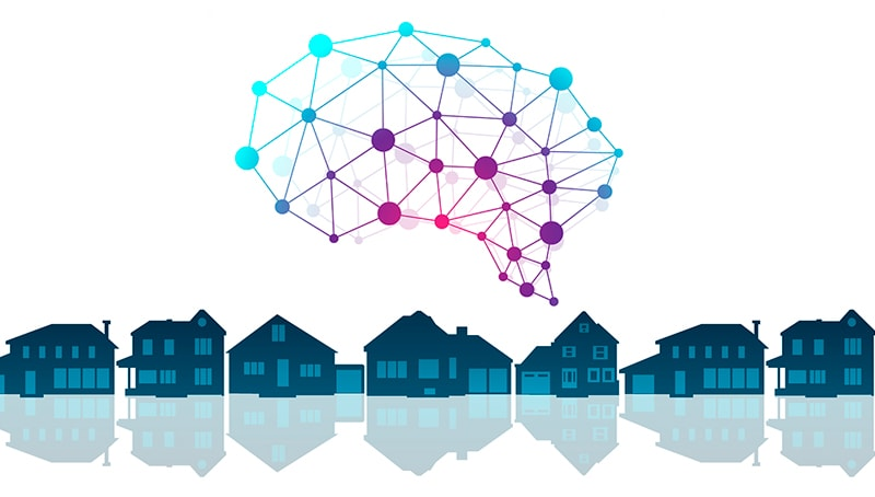 Artificial Intelligence in Real Estate Applications