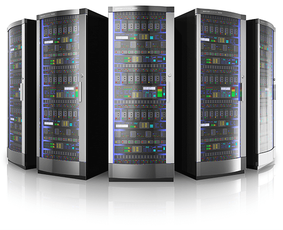 Cloud Servers Data Center