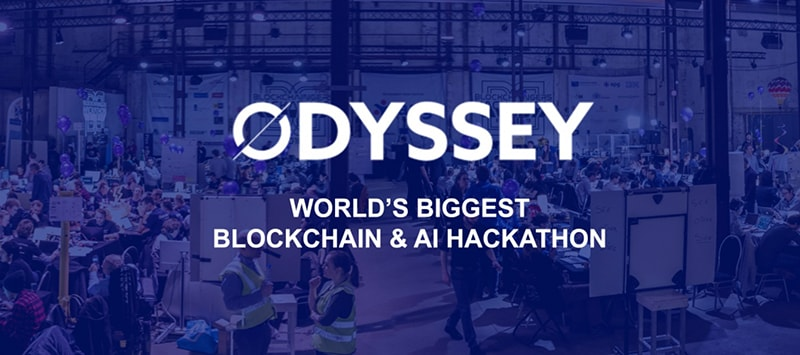 Edgica joins the Odyssey Hackathon 2019