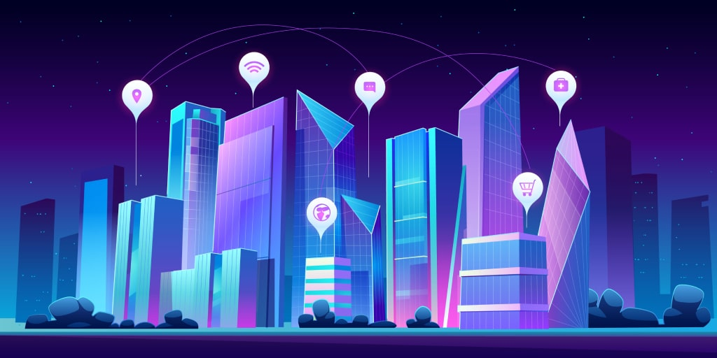 Smart City Applications 2021: Trends & Prospects