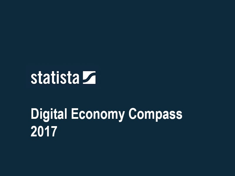 Digital Economy Compass, Statista